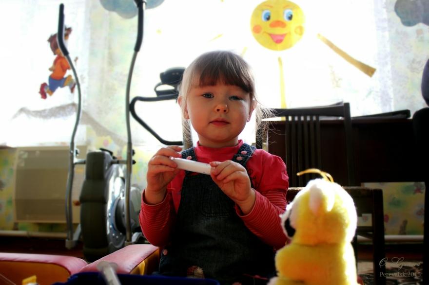 Diana, de 3 años