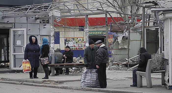 Mikel Arregi. Donetsk.