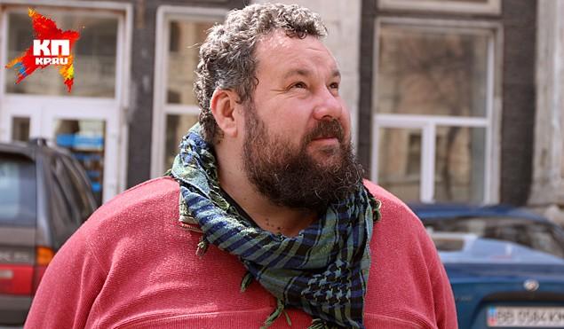 Gleb Dobrov, a pesar de los bombardeos nunca abandonó la ciudad