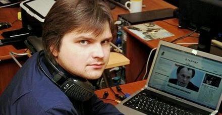 Yuri Tkachev, editor-jefe de Timer