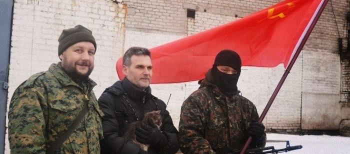 Pyotr Biryukov y Alexy Markov