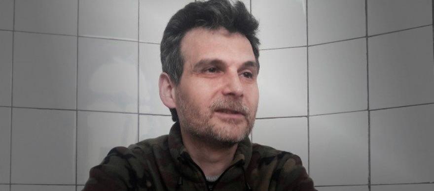 Alexey Markov. Fotografía de Sergey Artemov