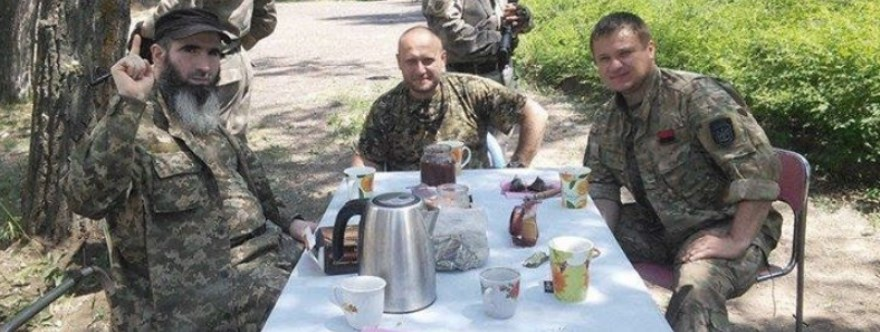 Yarosh Cheberloevky and finished eating in any area in the front of Shirokino