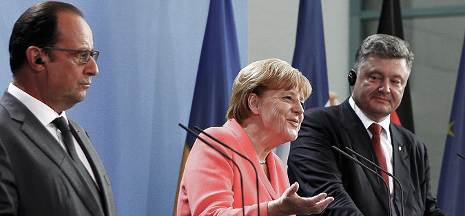 GERMANY-UKRAINE SUMMIT/
