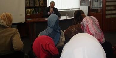 Seminario sobre la Sharia para Mujeres Musulmanas Activas de Ucrania en Járkov