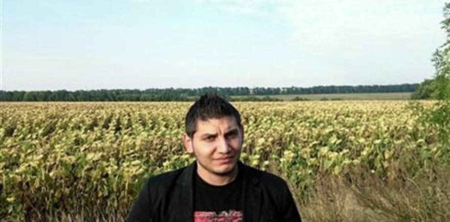 El joven Mohammad Dalaeen antes de incorporarse a la yihad con el ISIS