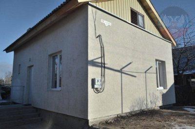 Una de las viviendas entregadas en diciembre a sus nuevos dueños en Debaltsevo