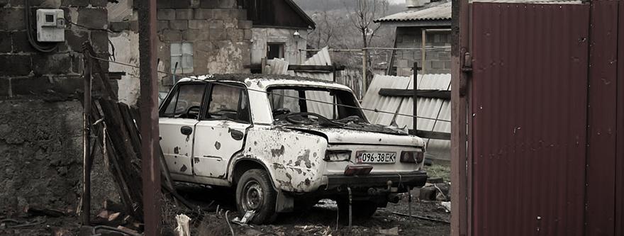 makeyevka coche