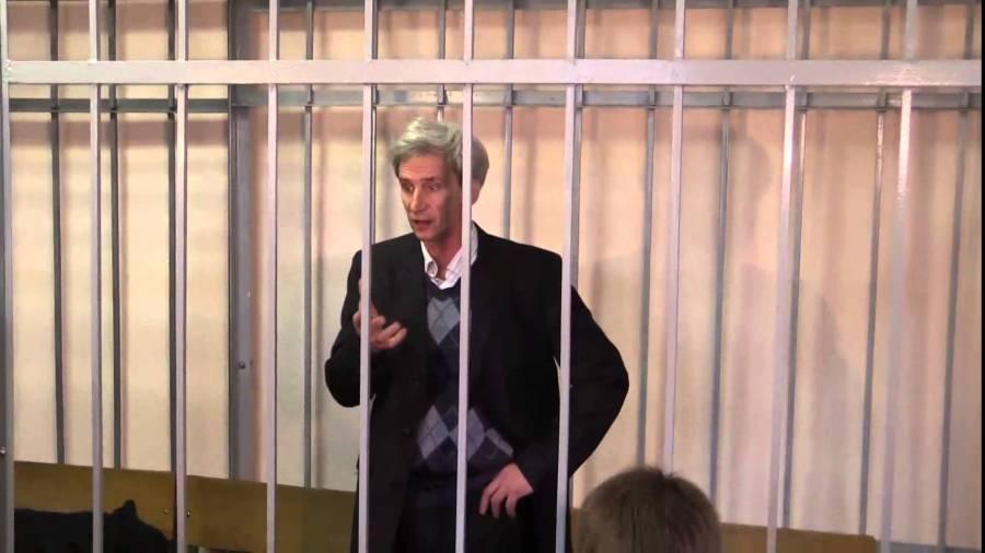 """Alexander Bondarchuk refuta las acusaciones de """"un llamamiento indirecto"""". Fotografía del blog de Tetiana Montian"""