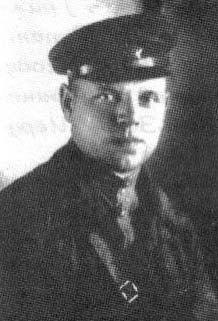 Yuzuf M. Yampolsky , veterano de la batalla de Stalingrado